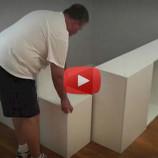 Той премести кухненските шкафове от IKEA в спалнята и ги превърна в нещо гениално (ВИДЕО)