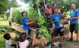 Историята на един доброволец в Замбия