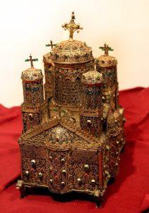 """Макет на църквата """"Сан Марко"""" във Венеция"""