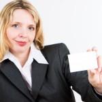 Как да създадете привлекателни визитки за бизнеса си