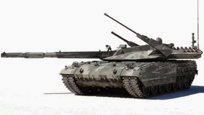 Армата, танк