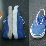 Как да почистим стари обувки?