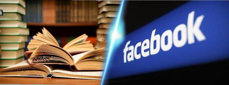 Фейсбук групи за книги