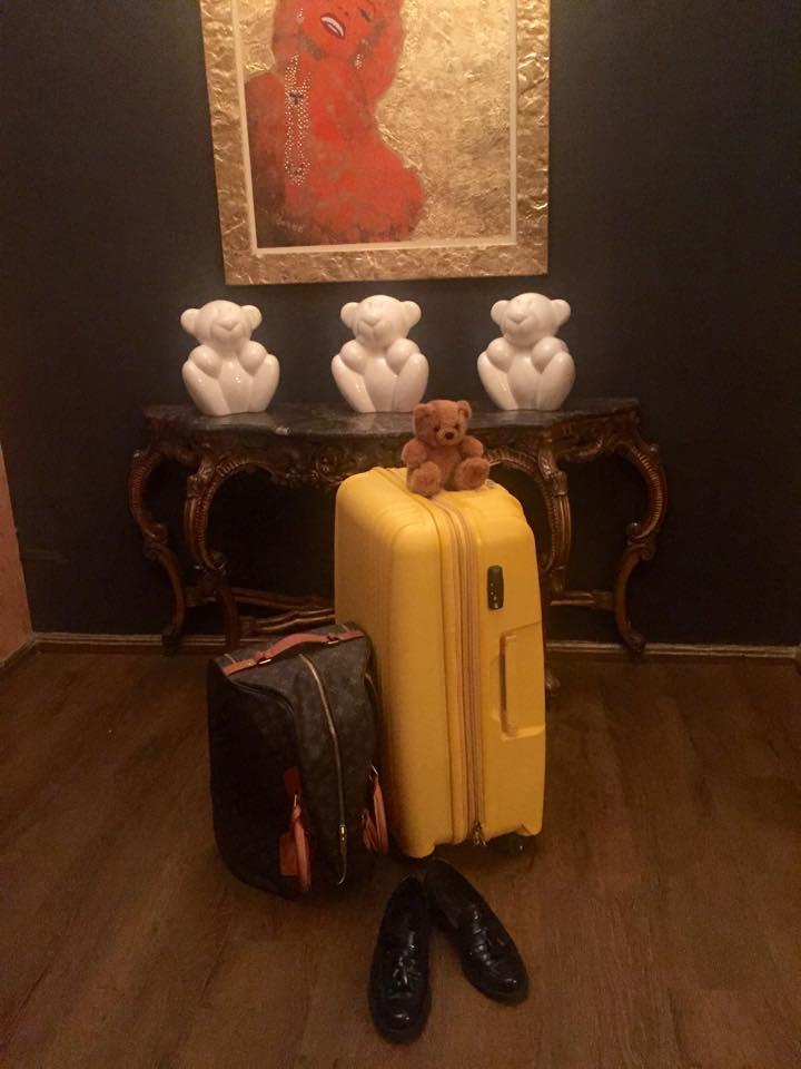 багажът на лорд Минчев