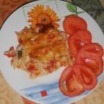 """Лазаня с ориз, лимец и зеленчуци – конкурс """"Мога да сготвя за 10 лева"""""""