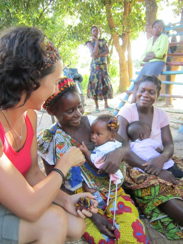 dobrovolets v zambia
