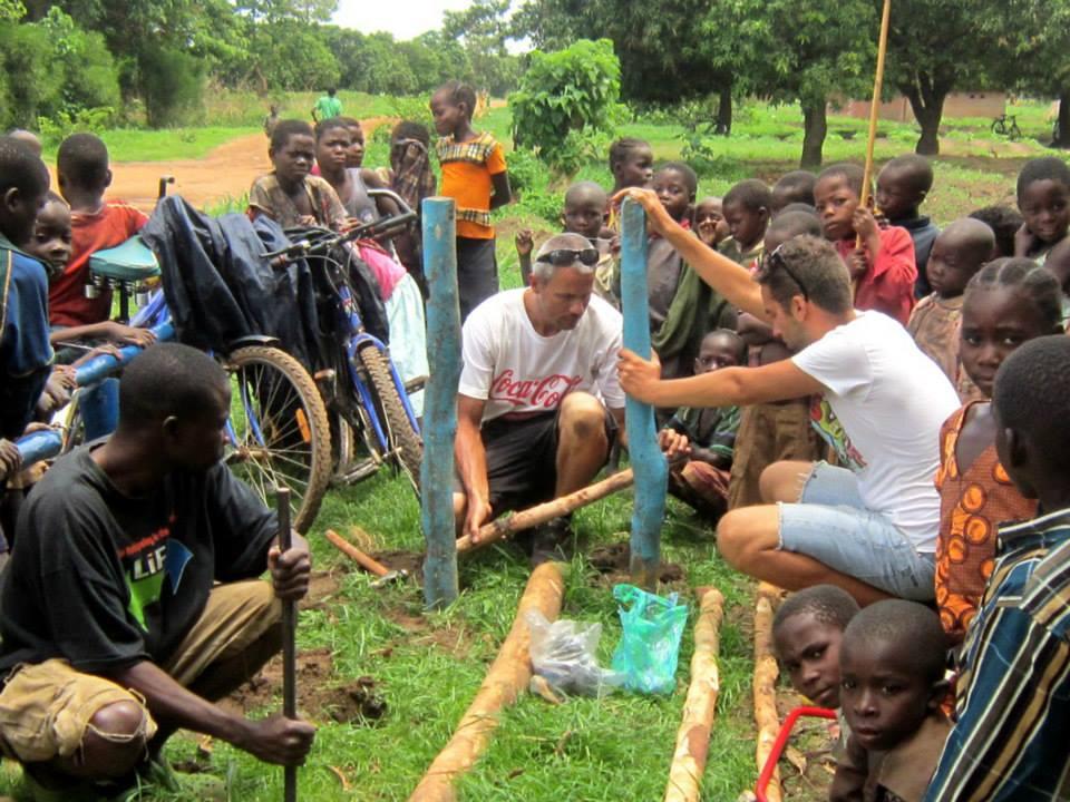 stroene na detska ploshtadka v zambia