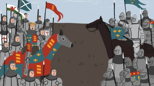 Бургаските писатели отново на война