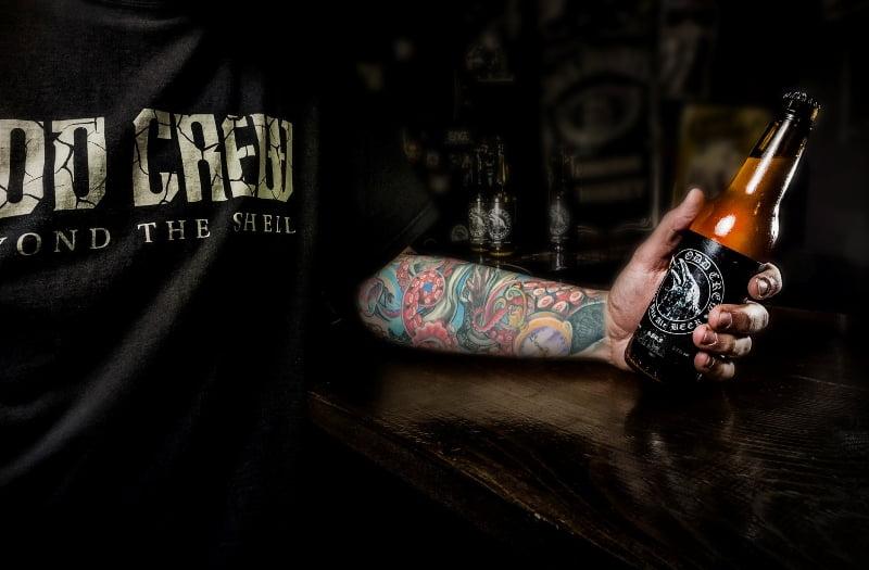 Odd Crew beer 2