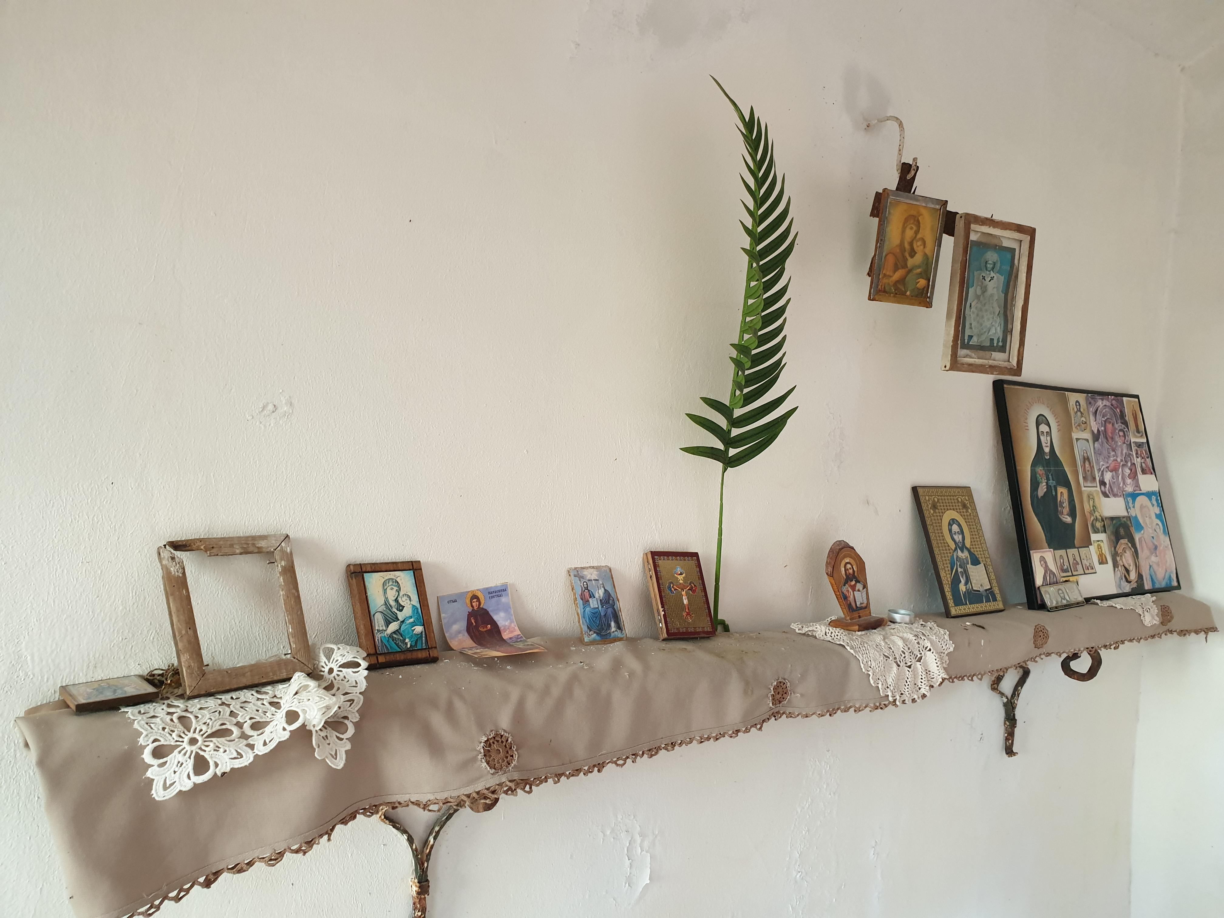 Село Зидарово параклис Аязмо Св. Петка