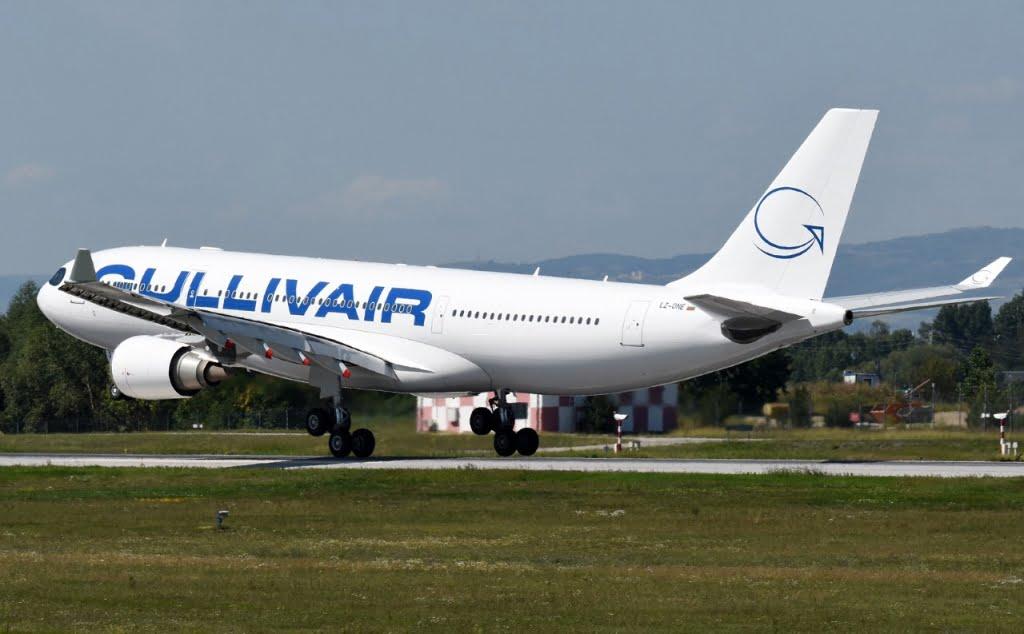 GullivAir is a new bulgarian airline startup. Photo: InssbruckFlyer, Airliners.net