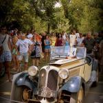 Поръчково BMW-кабриолет стана първенец в Бургас