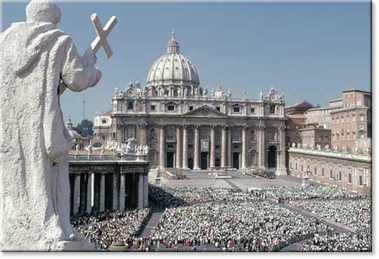 базиликата Св Петър