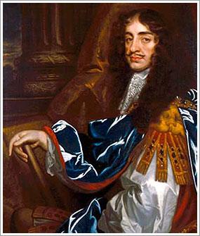 Крал Чарлз ІІ