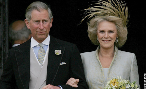 Принц Чарлс и Камила