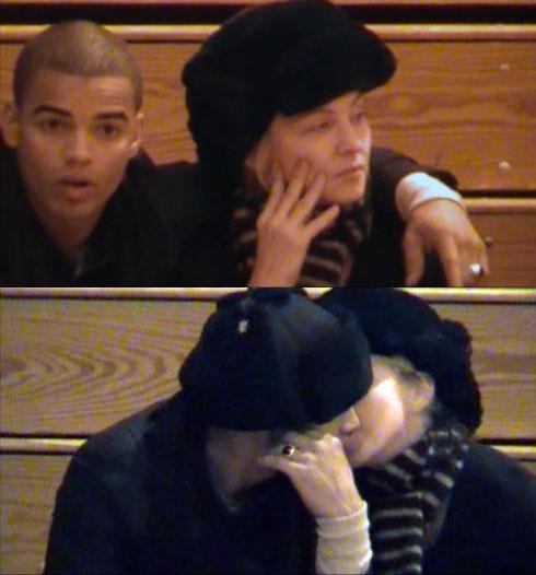 Мадона и Брахим
