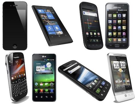 умни телефони
