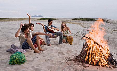 Парти на плажа