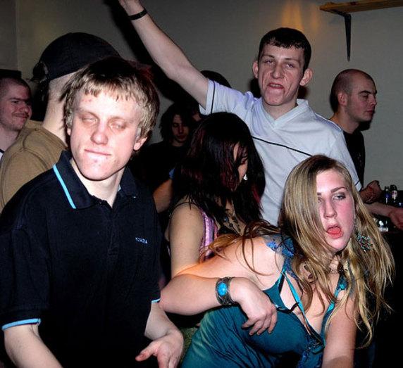 Пиянско парти