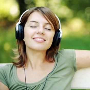 Слушам музика