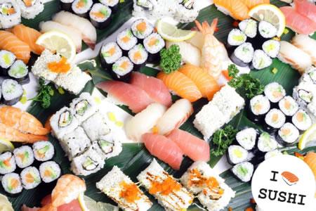 Суши доставка